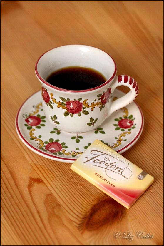 Kaffee und Schokolade © Liz Collet