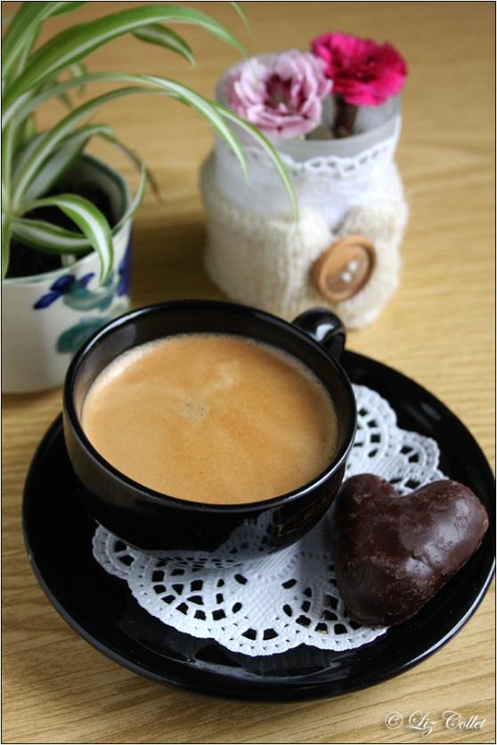 Espresso mit Lebkuchenherz © Liz Collet,Chocolat, Chocolate, Coffee & Espresso, Schokolade and tagged Adventsgebäck, Beverage, Chocolat, Coffee, Dessert, ENTSPANNEN, Ernährung, Espresso, espressoaroma, Espressokocher, Food, Freizeit, gebäck, genuss, getränk, italienisch, Kaffee, kaffeearoma, koffein, Lebensmittel, Lebkuchen, Lebkuchengebäck, Lebkuchenherz, Liz Collet, nachtisch, porzellan, Schokolade, Schokoladenherz, sweet, tasse